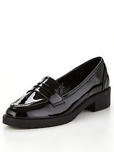 v-by-very-mia-chunky-penny-loafers-black-patent