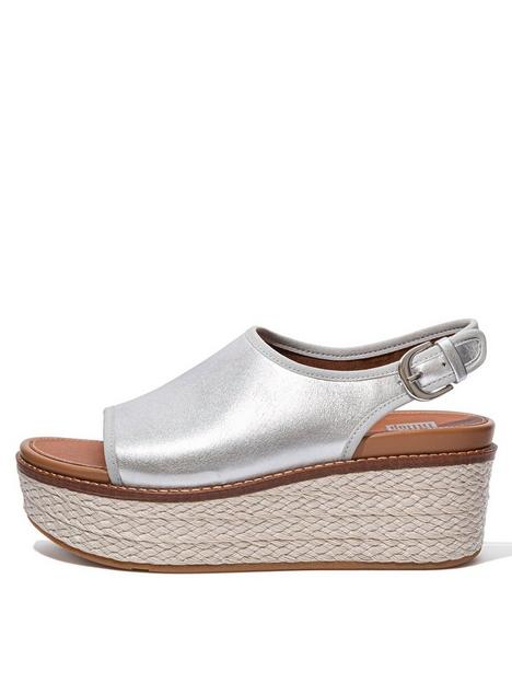 fitflop-eloise-mixed-metallics-back-strap-leather-wedge-sandal--nbsp-silver