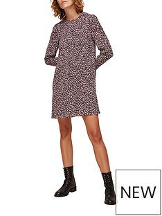 whistles-people-print-georgina-dress-burgundy
