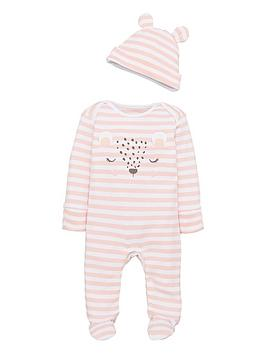 mini-v-by-very-baby-girls-rabbit-sleepsuit-and-hat-multi