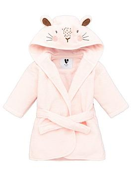 mini-v-by-very-baby-giftingnbspgirls-towellingnbsprabbit-robe-pink