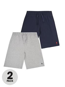 us-polo-assn-us-polo-assn-2-pack-dhm-lounge-shorts