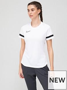 nike-womens-academy-21-dry-t-shirt-white