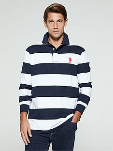 us-polo-assn-us-polo-assn-traditional-rugby-polo-shirt