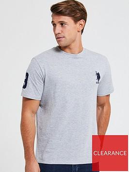 us-polo-assn-us-polo-assn-large-dhm-t-shirt-grey