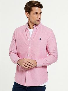 us-polo-assn-us-polo-assn-core-oxford-shirt