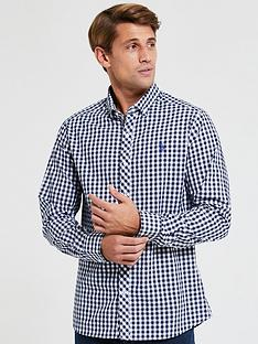 us-polo-assn-gingham-poplin-shirt-navy