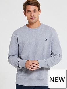us-polo-assn-us-polo-assn-core-ft-crew-sweatshirt