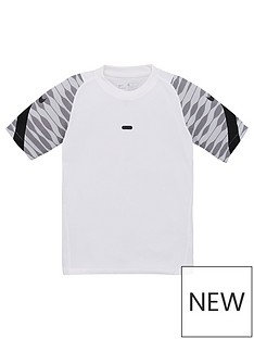nike-junior-strike-dry-t-shirt-whiteblack