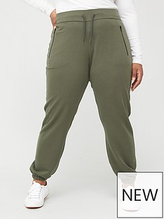 v-by-very-curve-zip-pocket-jogger-khaki