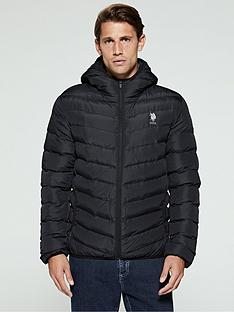 us-polo-assn-padded-hooded-jacket-black