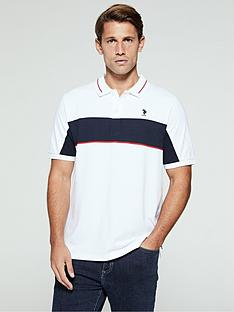 us-polo-assn-banded-tipped-polo-shirt-regular-fit-white
