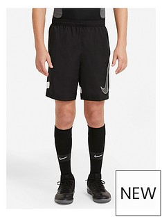 nike-junior-academy-gx-shorts-blackgrey
