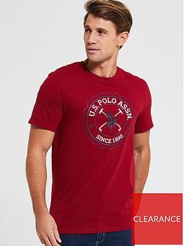 us-polo-assn-striker-t-shirt-red
