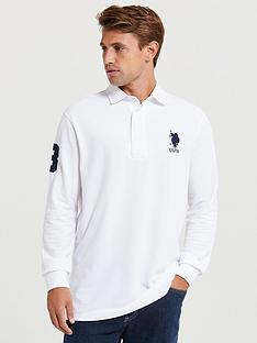 us-polo-assn-classic-rugby-polo-shirt-white