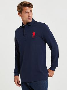 us-polo-assn-classic-rugby-polo-shirt-navy