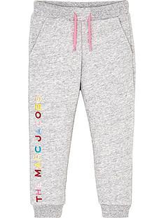 the-marc-jacob-girls-multi-logo-joggers-grey