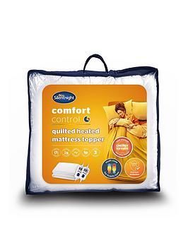 Silentnight Comfort Control Double Heated Mattress Topper