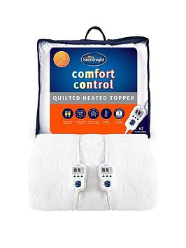 Silentnight Comfort Control Heated Mattress Topper