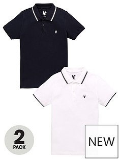 v-by-very-boys-2-pack-polo-topnbsp--navywhite