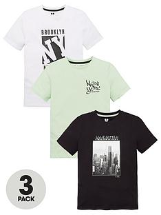 v-by-very-boys-3-pack-american-cities-t-shirts-multi