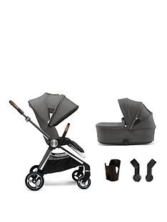 mamas-papas-strada-grey-mist-puschairnbspstarter-kit-4-piece