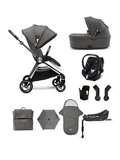 mamas-papas-strada-grey-mist-complete-kit-inc-aton-5