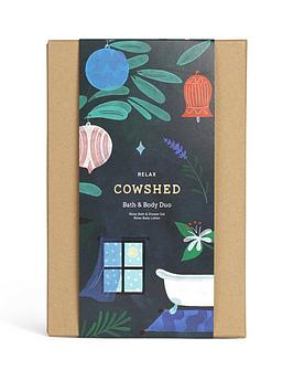 cowshed-bath-body-set