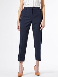 dorothy-perkins-ankle-grazer-trousers-navynbsp