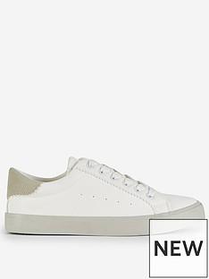 dorothy-perkins-inaranbspcupsole-trainers-white