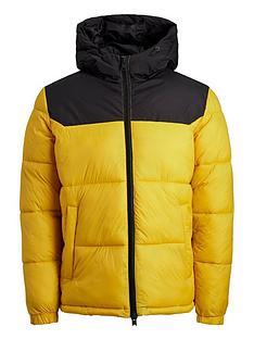 jack-jones-junior-boys-hooded-padded-coat-spicy-mustard