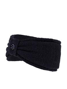 monsoon-girls-sparkle-bow-headband-navy