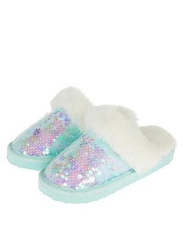 monsoon-girls-iridescent-sequin-slider-slipper-multi
