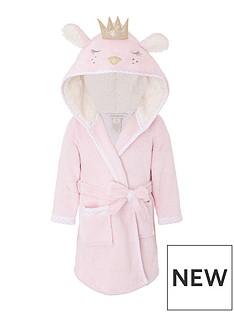 monsoon-baby-girls-bear-robe-pink