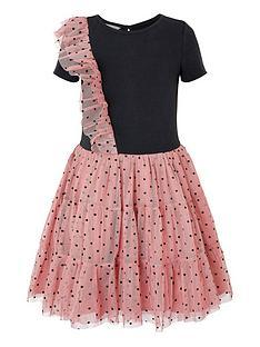 monsoon-girls-disco-flock-spot-2-in-1nbspdress-pink