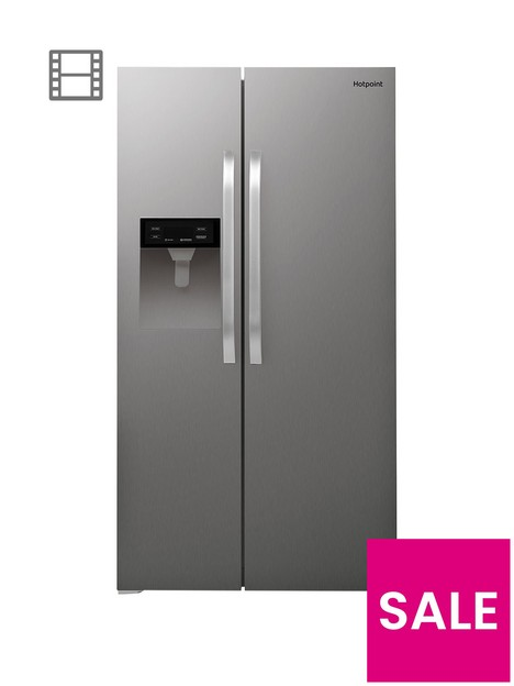 hotpoint-sxbhe924wduk-90cm-width-no-frost-american-style-fridge-freezer-inox