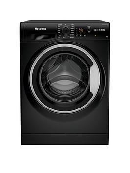 hotpoint-nswm963cbsuk-9kg-load-1600-spin-washing-machine-black