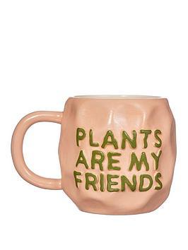 sass-belle-plants-are-my-friends-mug