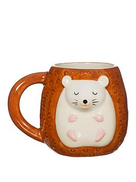 sass-belle-woodland-folk-hedgehog-mug