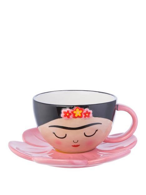 sass-belle-frida-cup-and-flower-saucer-set