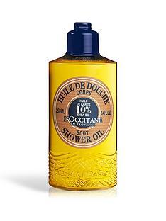 loccitane-shea-butter-shower-oil-250ml