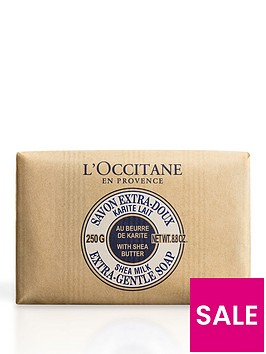 loccitane-shea-butter-milk-soap-250g