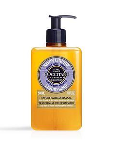 loccitane-shea-butter-lavender-liquid-soap-500ml