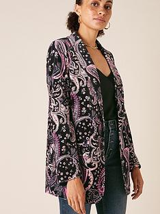 monsoon-paisley-print-velvet-jacket-black