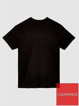 very-man-essential-crew-t-shirt-plus-sizes-2xl-5xl-black