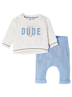 river-island-baby-boys-little-dude-sweat-set-blue