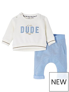 river-island-baby-boys-little-dude-sweat-set-blue