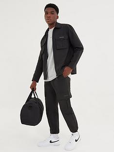 nicce-quatro-track-pants-black