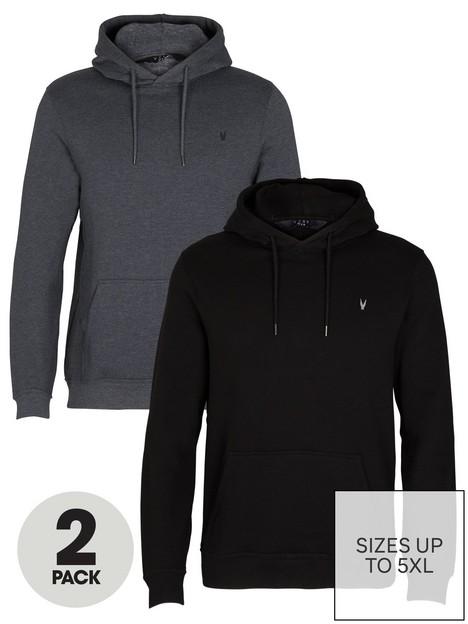 very-man-essential-2-pack-hoodie-multi
