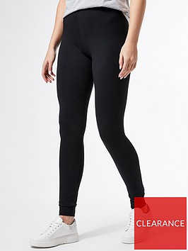 dorothy-perkins-tall-2-pack-leggings-black